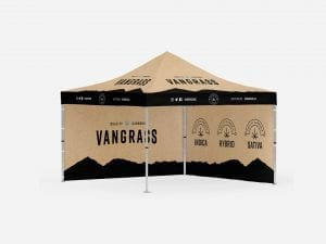 Y5 Creative Case Studies Emerging Markets VanGrass Tent
